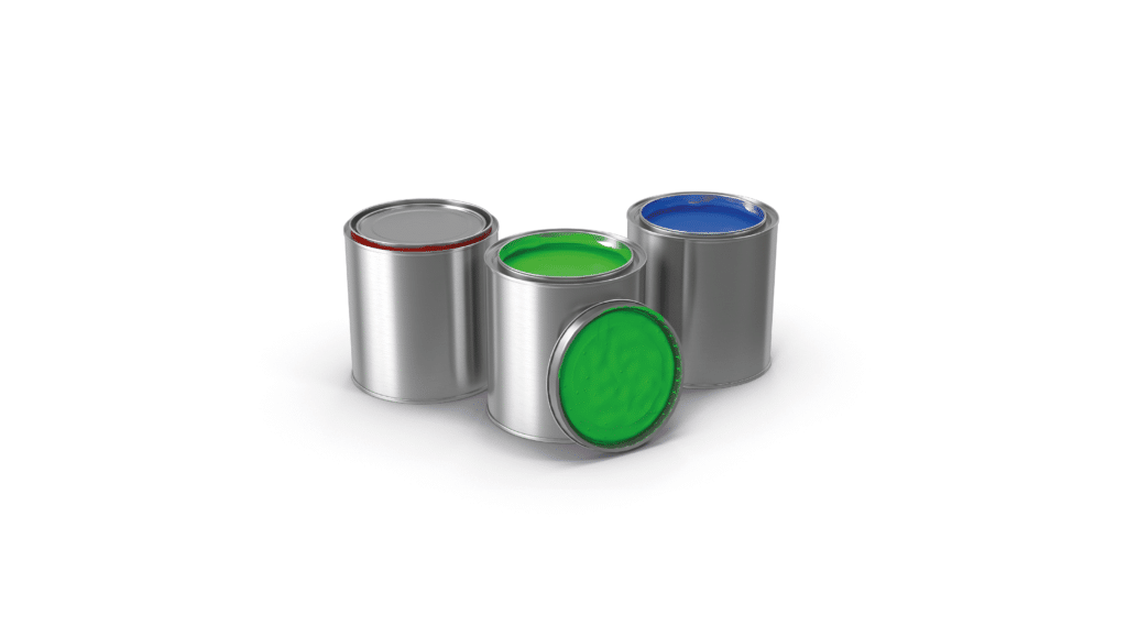 paints with added fibre for a range of applications